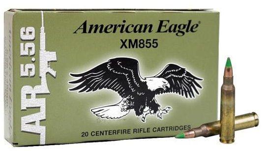 American Eagle 5.56mm XM855