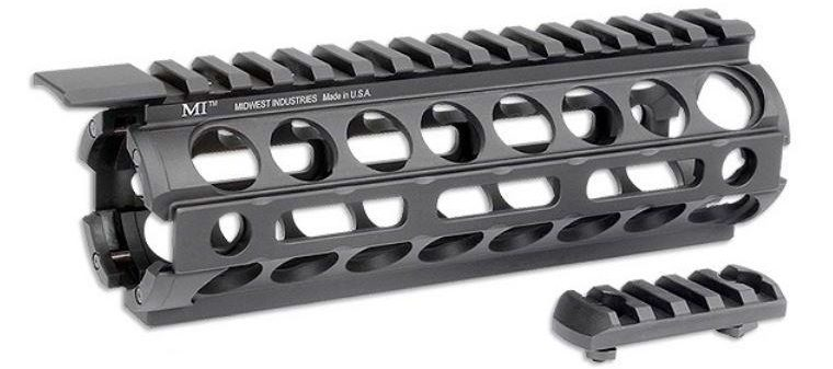 Midwest Industries Two-Piece AR-15 Handguard