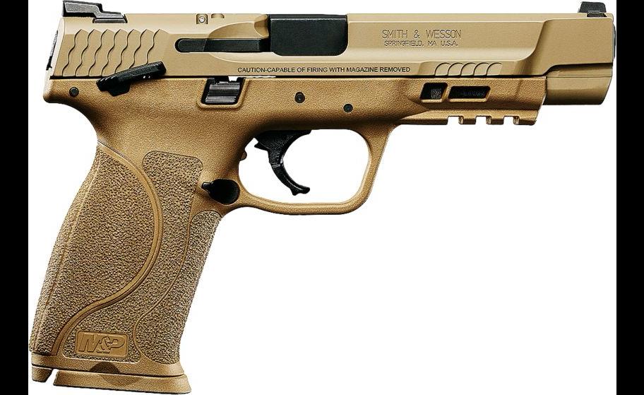 S&W M&P 9mm M2.0