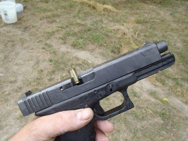Stovepipe Glock