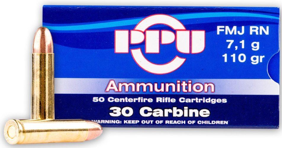 PPU .30 Carbine