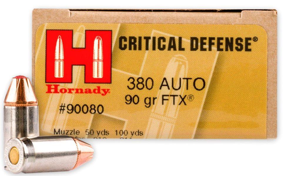 Hornady Critical Defense 90gr