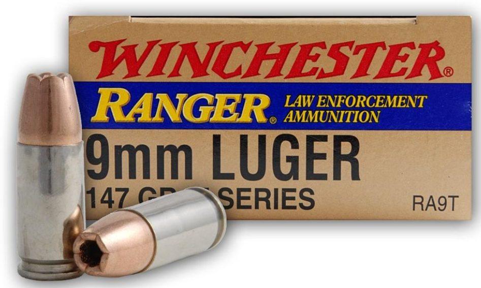 Winchester Ranger T-Series 147gr