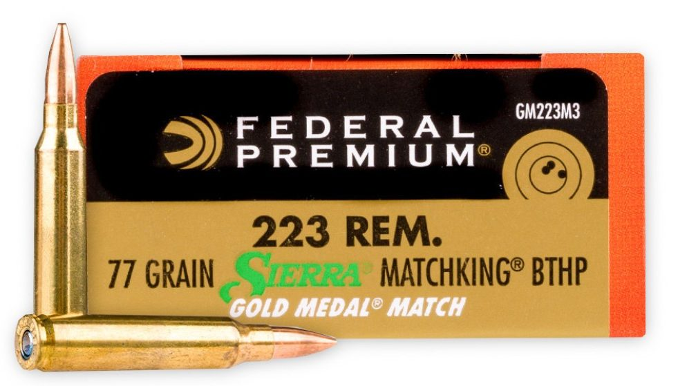 Federal Gold Medal Match 77gr