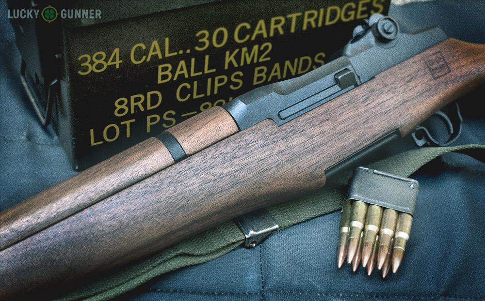 30-06 and M1 Garand