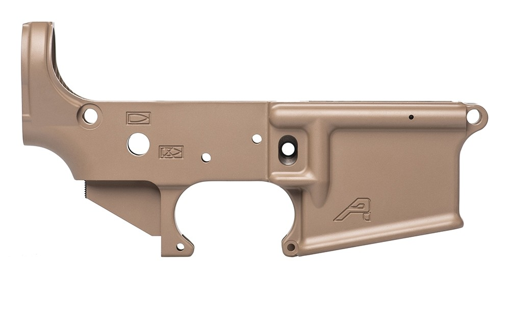 Aero Precision AR-15 Lower