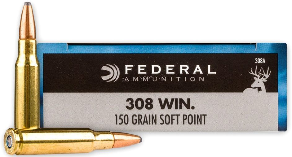 Federal Power-Shok .308 Win