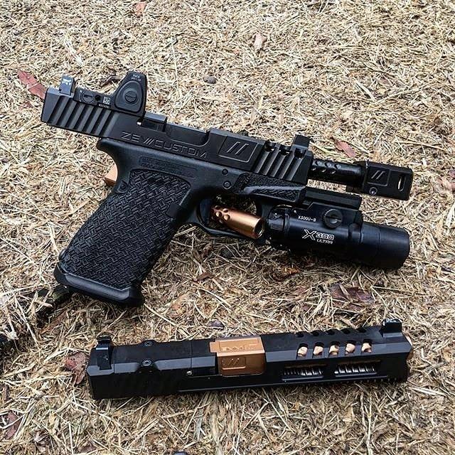 Glock Custom, Zev
