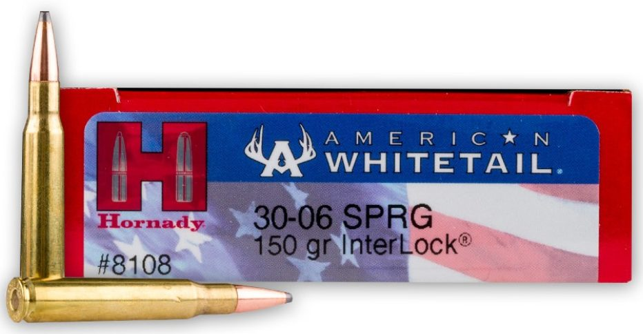 Hornady American White Tail .30-06