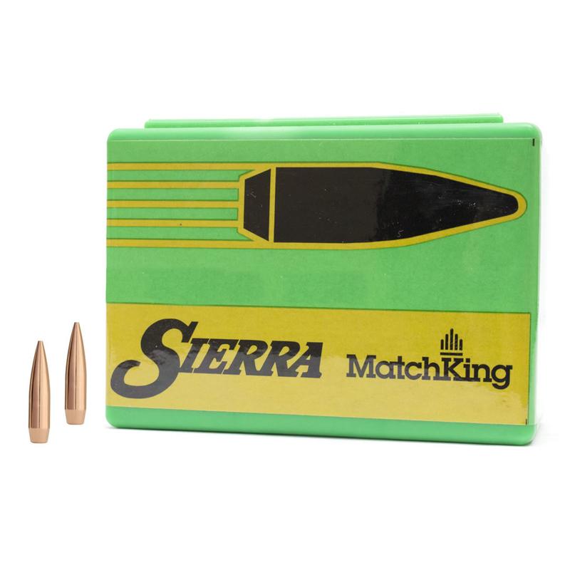 Sierra-Matchkin-338-Cal-250-Grain-HPBT-Bullets
