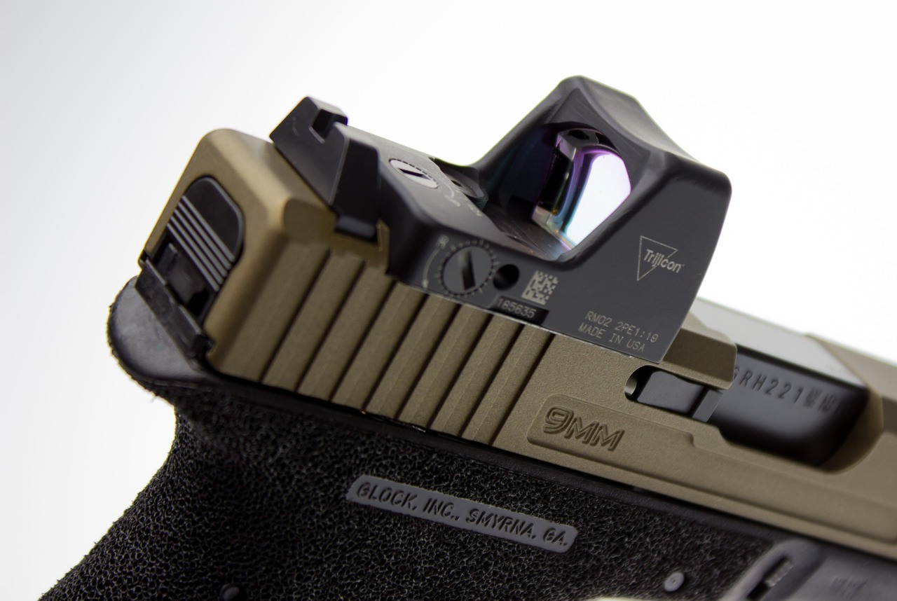 Glock 19 with RMR