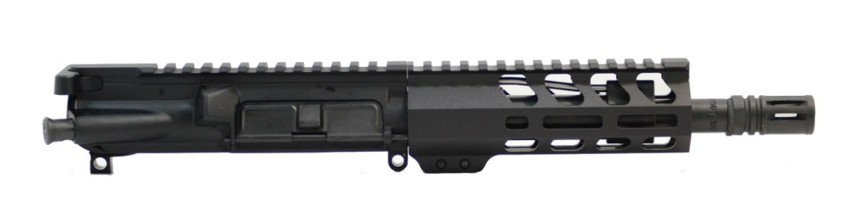 "Palmetto State Armory 7.5"" 300 Blackout Upper"