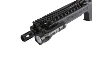 Streamlight ProTac Rail Mount 2 Long Gun Light Mounted