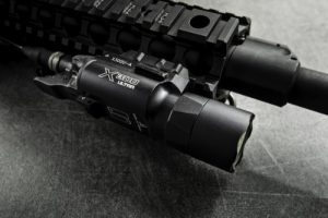 SureFire X300 Ultra LED WeaponLight Mounted