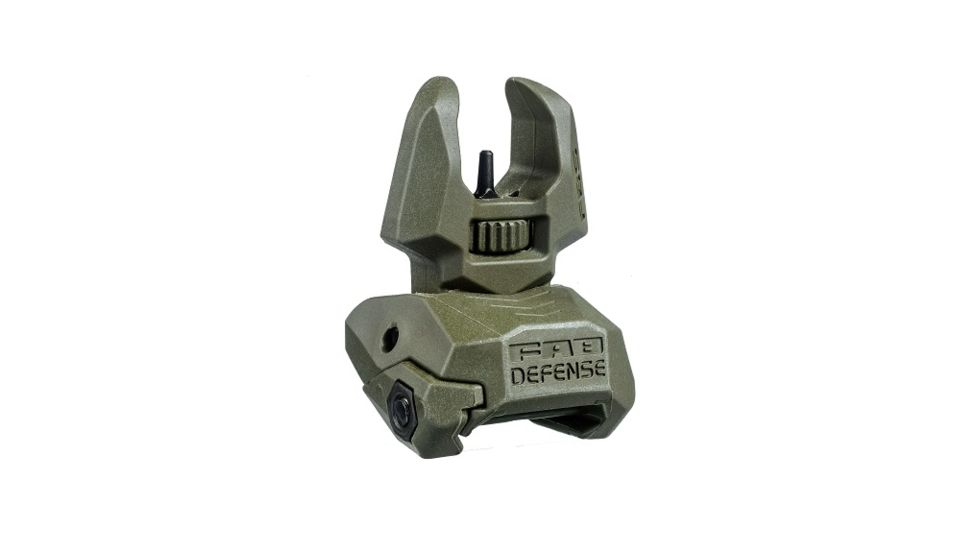 FAB Defense Front Polymer Flip-up Sight