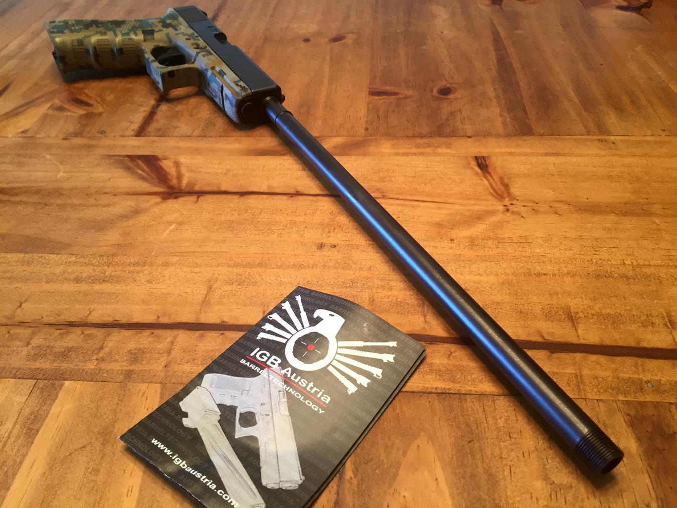 Glock Rifle Conversion