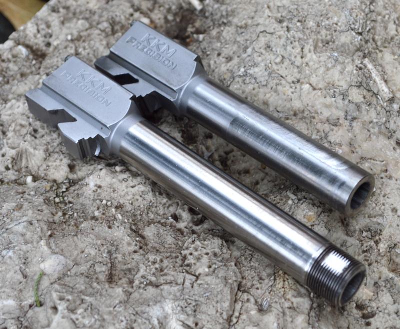 KKM Precision G17 and G19