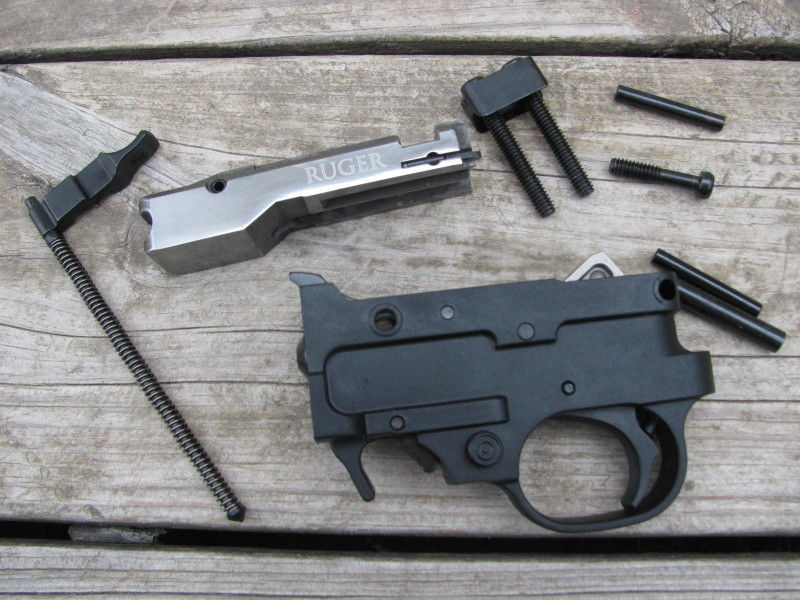 Ruger 10/22 parts