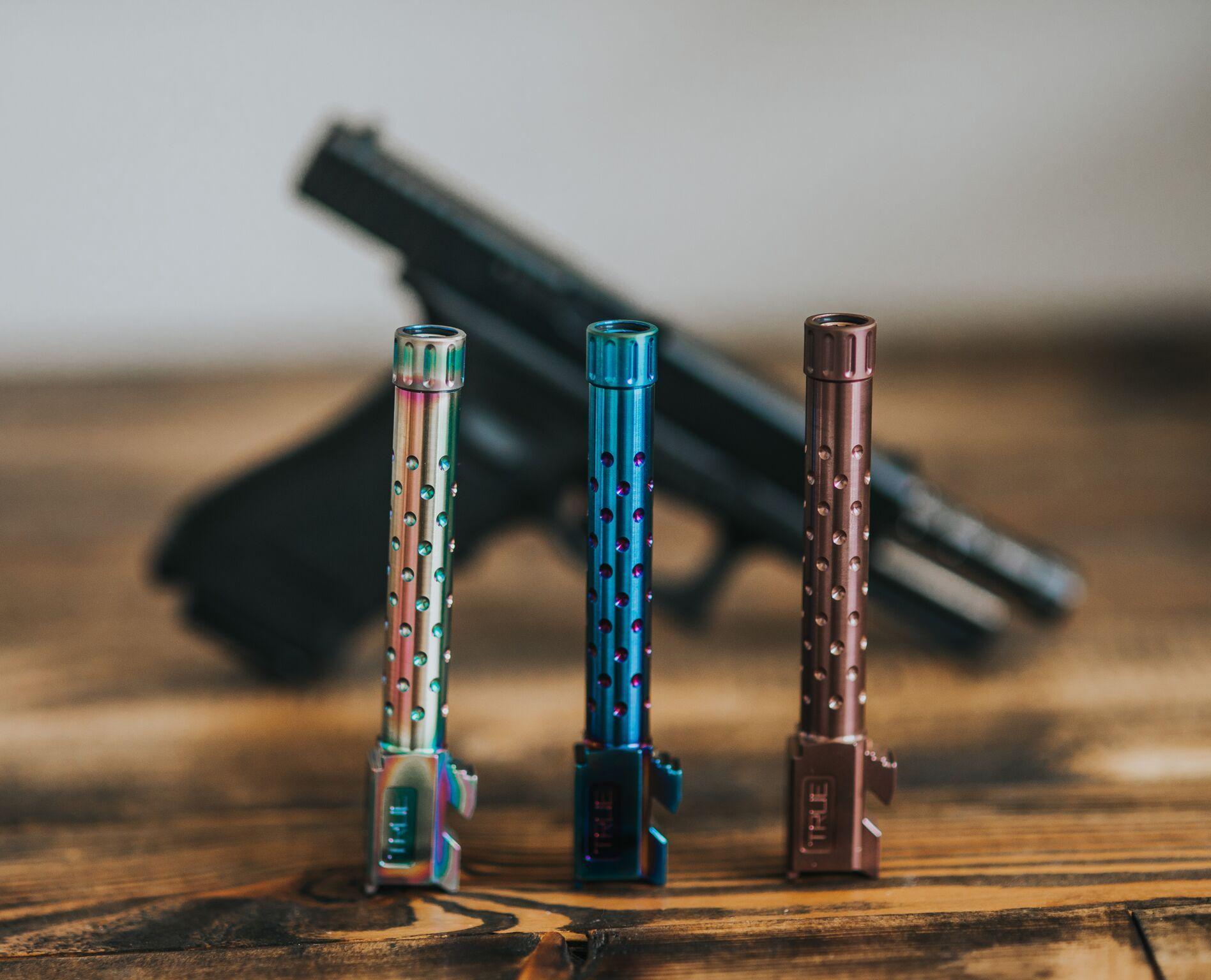 True Precision Glock 17 Barrels