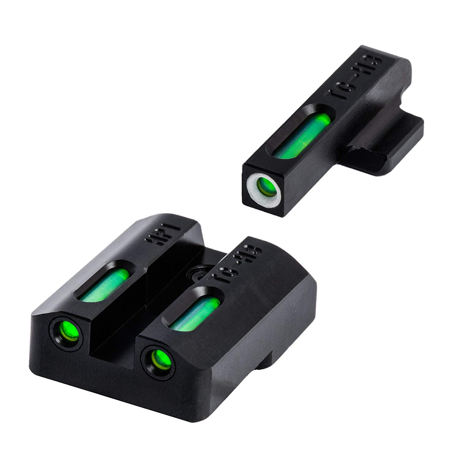 Truglo TFX Tritium and Fiber-Optic Xtreme Handgun Sights