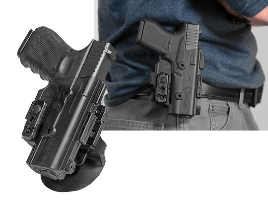 Alien Gear Shapeshift Glock Holster