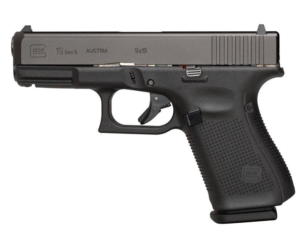 Glock 19, Gen 5 9mm