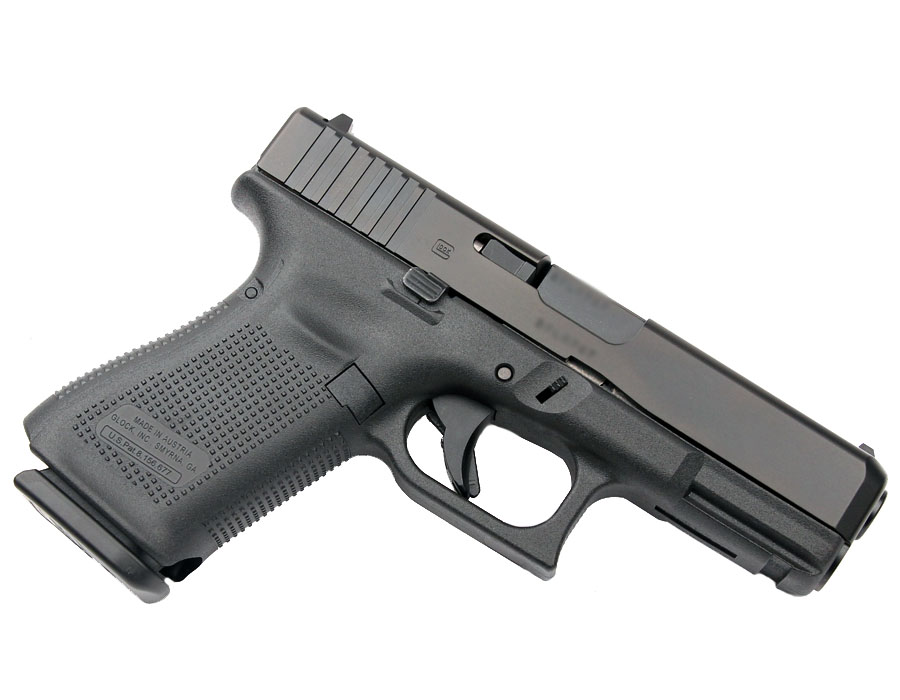 Glock 19 Gen 5 Right View