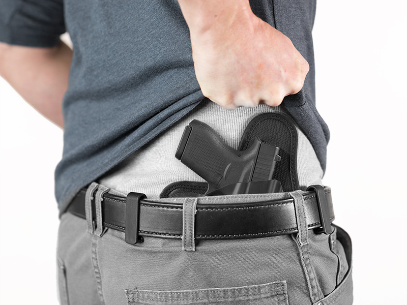 IWB Holster with Undershirt