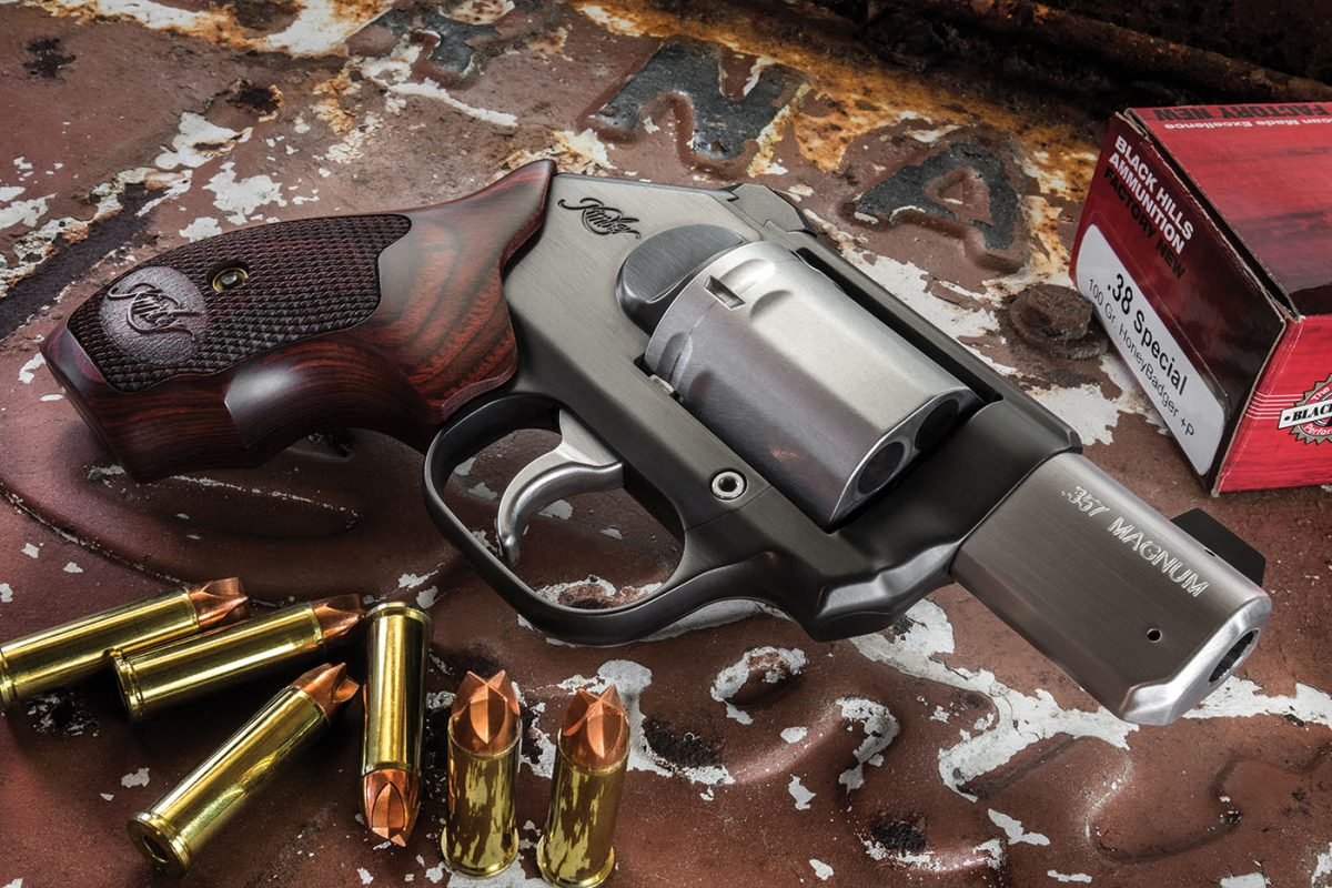 Kimber K6s CDP with rounds