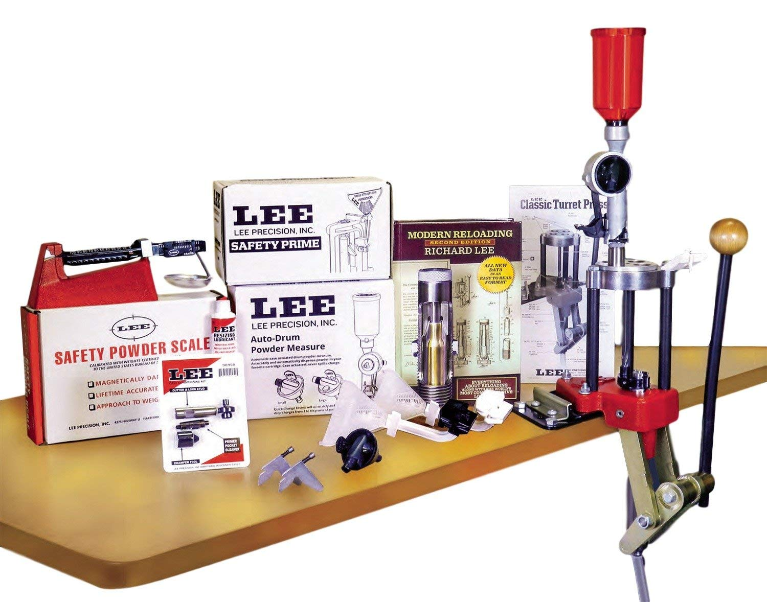 Lee Precision Turret Press Kit
