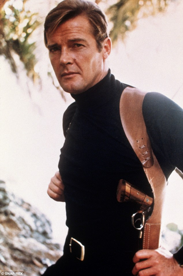 Roger Moore Shoulder Holster