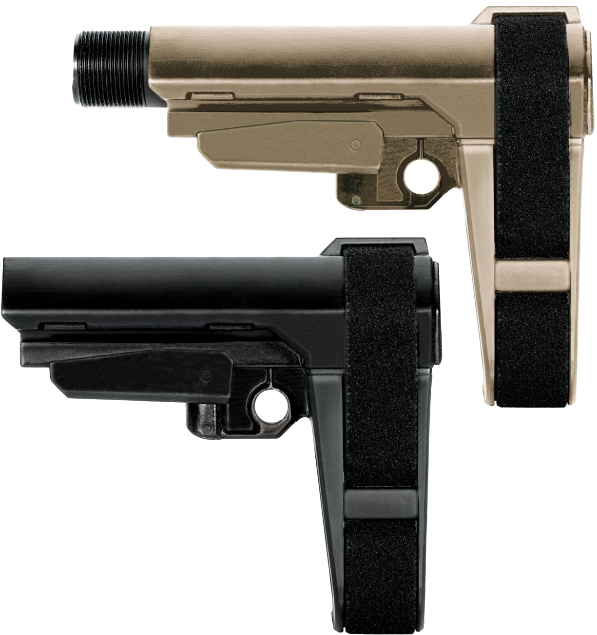 SB Tactical SBA3 Colors