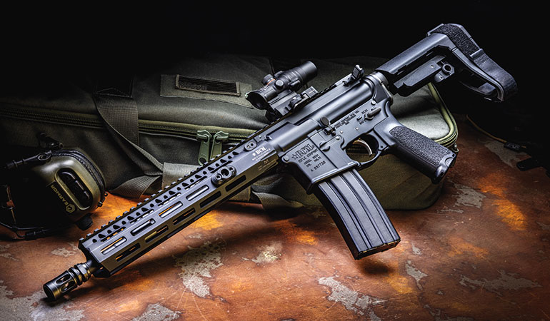 Bravo Company RECCE-11 (Guns And Ammo)