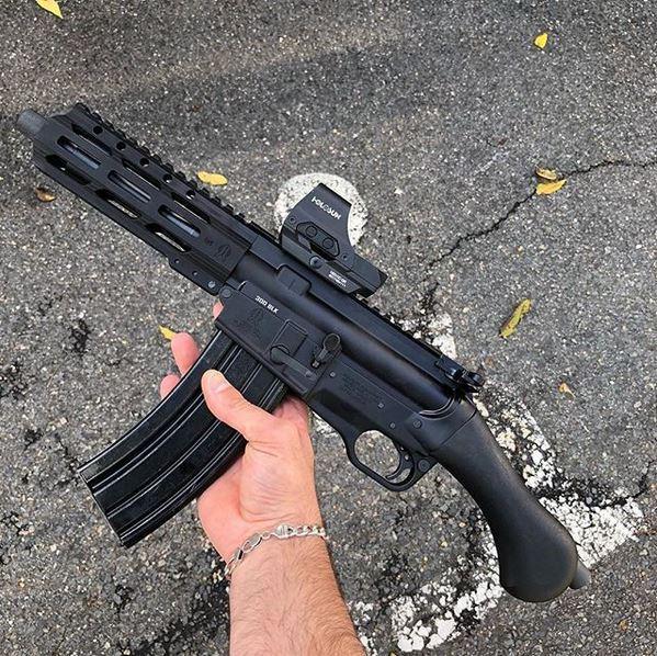 FightLite Industries SCR Pistol