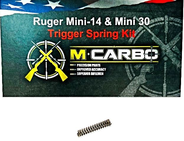 M*CARBO Ruger Mini Thirty Trigger Spring Kit