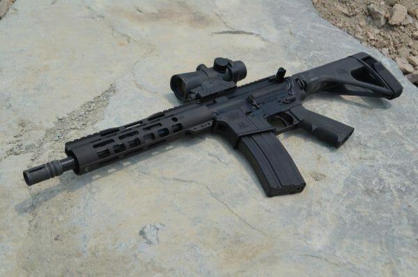 "PSA 8.5"" SOB Pistol (AmmoLand)"