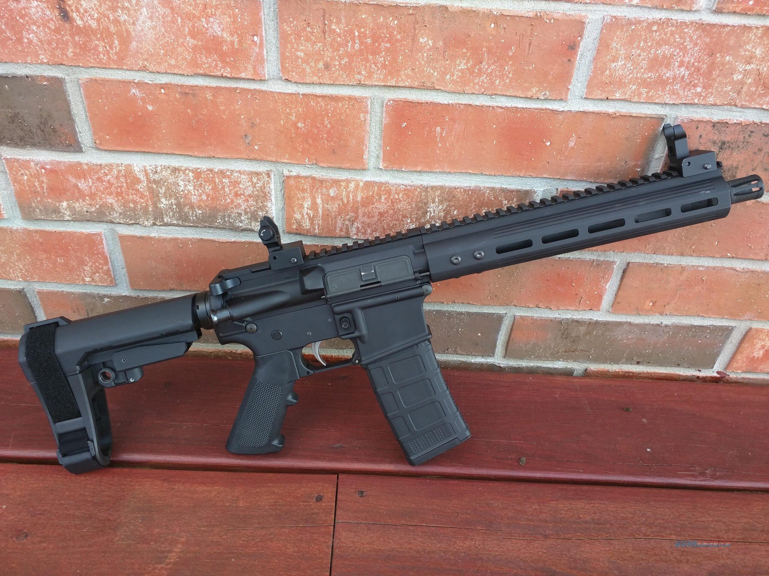 Radical Firearms 10.5in Pistol