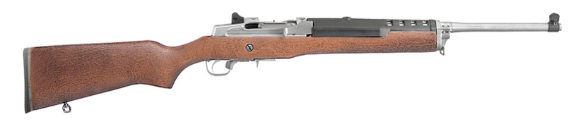 Ruger Mini 30 Wood