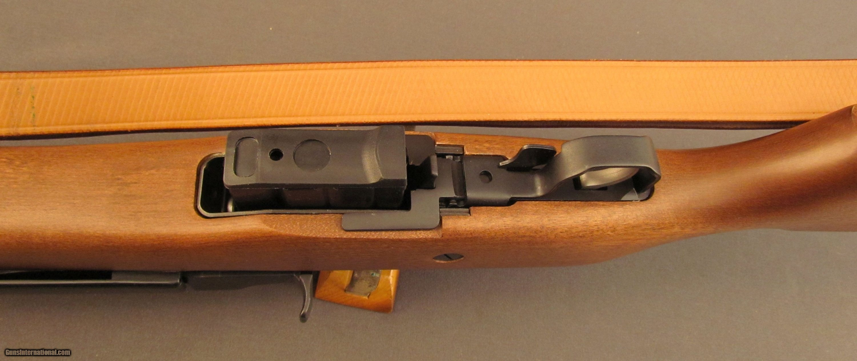 Ruger Mini 30 bottom