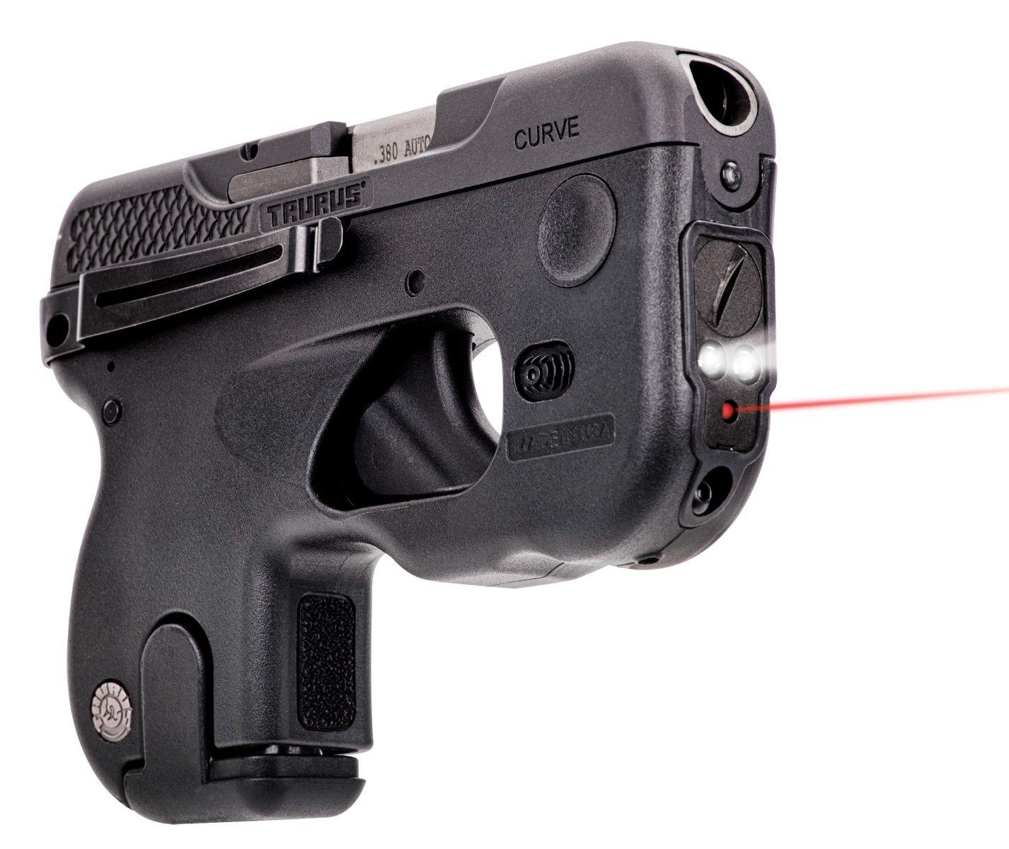 Viridian Taurus Curve Red Laser