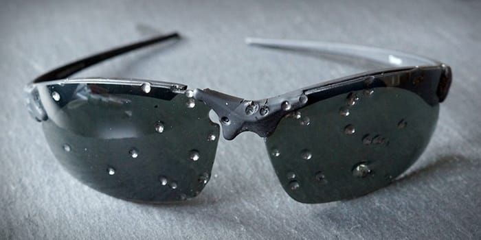 Ballistic glasses