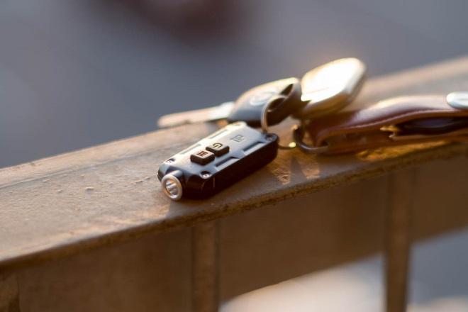 EDC Light Keychain