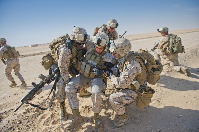 battlefield medical