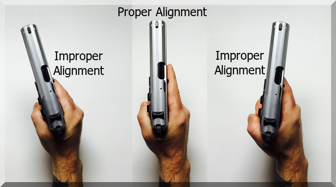 grip alignment