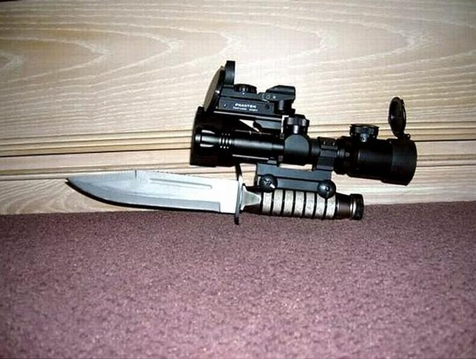tacticool knife