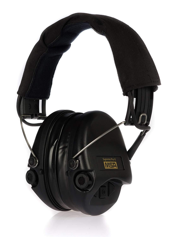 MSA Sordin Supreme X Earmuffs