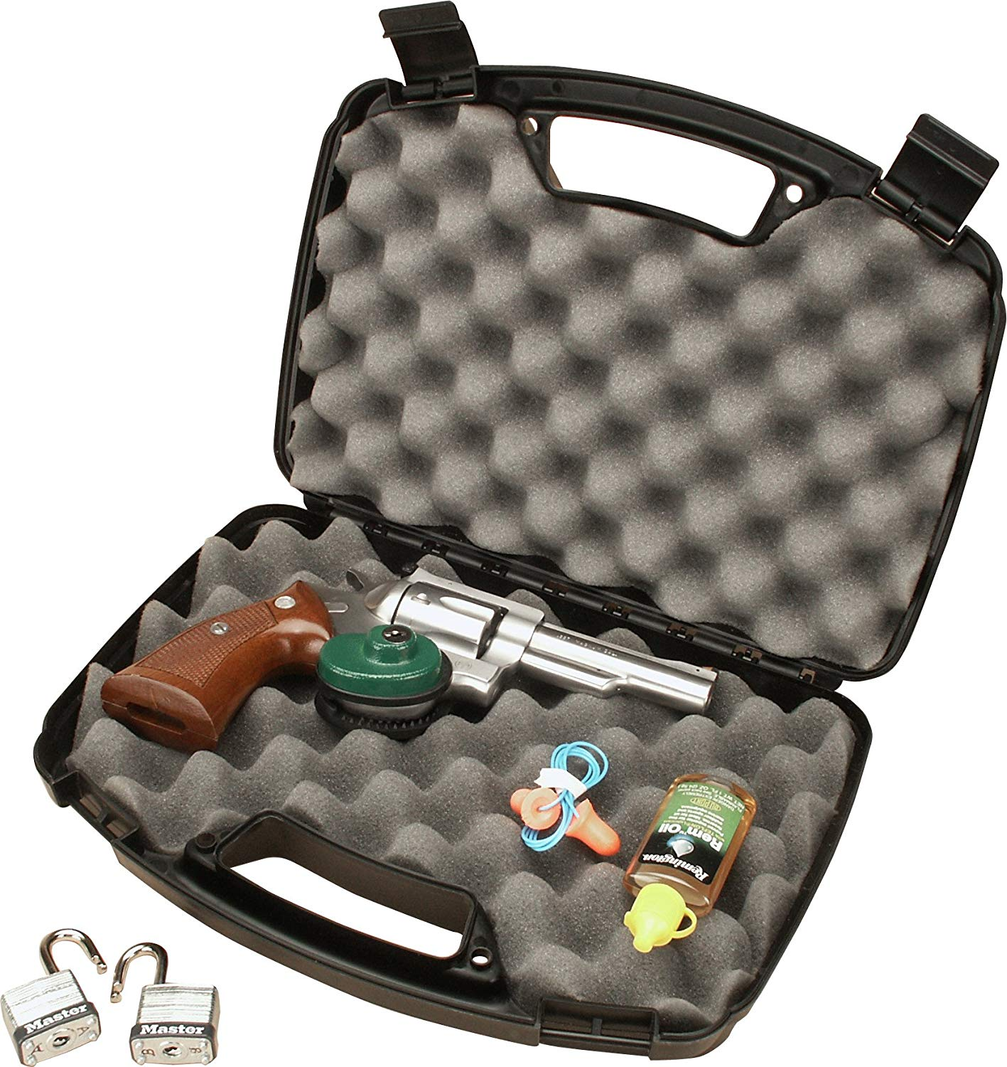 MTM Case-Gard Hard Pistol Cases
