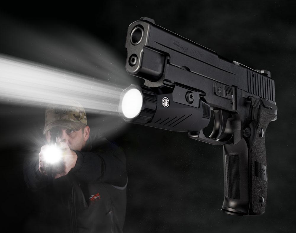 Sig Pistol Light