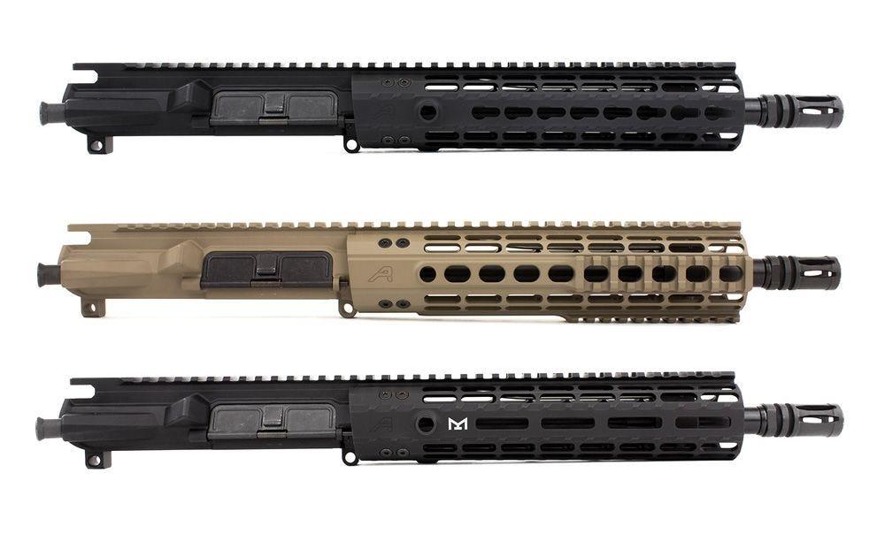 """Aero Precision M4E1 10.5"""" Complete Upper"""