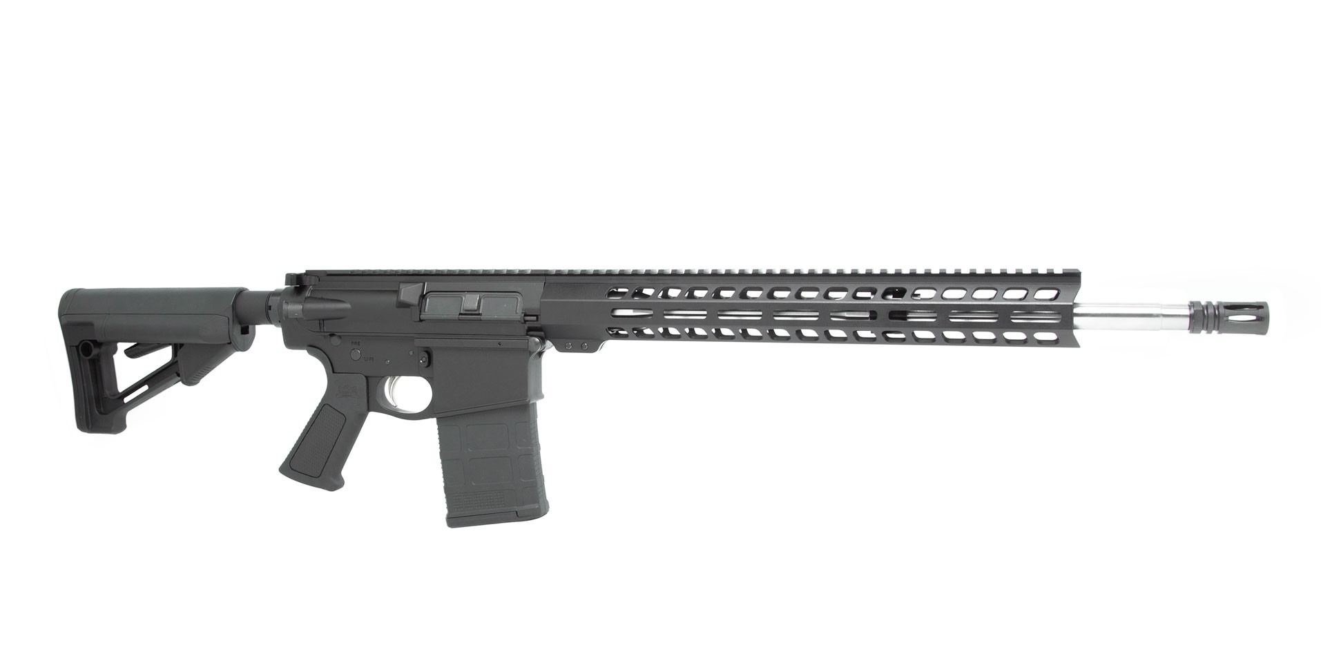 "PSA Gen 3 PA10 .308 18"" Mid-Length Rifle"